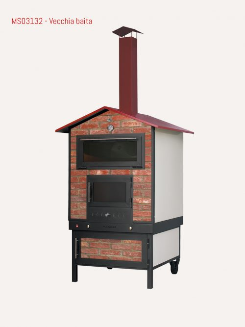 forno a legna da esterno