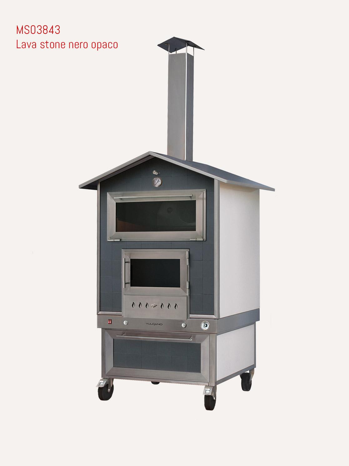 forno per esterno